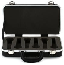 Gator GM-6-PE - 6 Microphones Case
