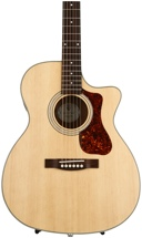 Guild Westerly Collection OM-240CE - Natural