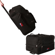 Gator GPA-715 2-pack - Rolling speaker bag for most 15