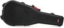Gator ATA Molded PE Guitar Case - w/TSA latches for Acoustic Dreadnought Guitars