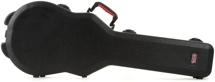 Gator Contoured ATA Molded PE Guitar Case - w/TSA latches for Single-cutaway Electric Guitars