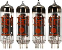 Groove Tubes GT-EL84R Russian Power Tube - Medium Quartet