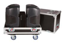Gator G-TOUR SPKR-212 - Tour Style Transporter for (2) 12
