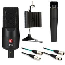 sE Electronics Guitar Recording Package