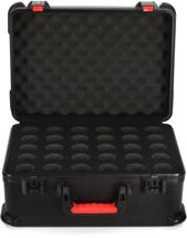 Gator TSA Series Case for 30 Wired Microphones