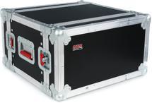 Gator G-TOUR EFX6 - 6U, Shallow Audio Road Rack Case