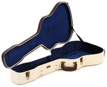 Gator Journeyman Deluxe Wood Case - Acoustic Dreadnought Guitar