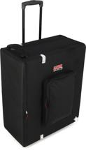 Gator GX-22 - Cargo Case w/ wheels; Larger Size