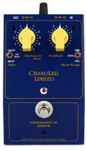 Chandler Limited Germanium Drive Distortion