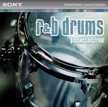 Sony R&B Drums: Groove Spectrum
