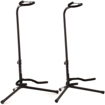 On-Stage Stands Classic Guitar Stand - Two-Pack