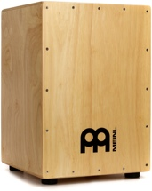 Meinl Percussion Headliner Jumbo Bass Cajon - Natural Finish