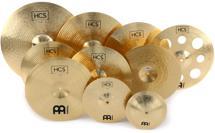 "Meinl Cymbals Ultimate Cymbal Box Set with Free 16"" Trash Crash"