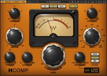 Waves H-Comp Hybrid Compressor Plug-in
