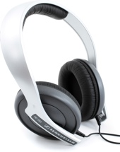 Sennheiser HD 203 Lightweight On-Ear Headphones - Closed
