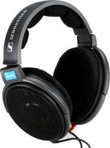Sennheiser HD 600 Open-back Audiophile / Professional Headphones