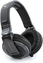 Pioneer DJ HDJ-2000 Reference DJ Headphones, Black - Closed