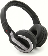 Pioneer DJ HDJ-500 DJ Headphones - Black