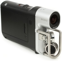 Sony HDR-MV1 1080p Full HD Music Video Camcorder
