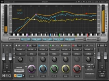 Waves H-EQ Hybrid Equalizer Plug-in