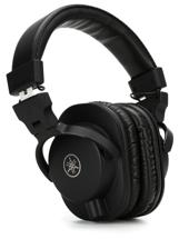 Yamaha HPH-MT5 Over-Ear Headphones - Black