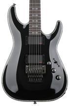 Schecter Hellraiser C-1 with Floyd Rose - Gloss Black