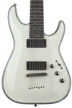 Schecter Hellraiser C-7 - Gloss White