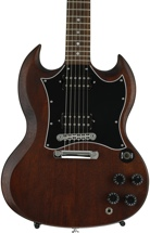 Gibson SG Faded 2016, High Performance - Worn Brown, Chrome Hardware