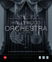 EastWest Hollywood Orchestra - Diamond Edition (Mac format)