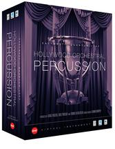 EastWest Hollywood Orchestral Percussion - Diamond Edition (Windows Hard Drive)
