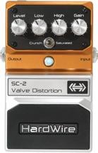 HardWire SC-2 Valve Distortion Pedal