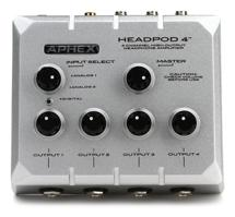 Aphex HeadPod 4 4-Ch Headphone Amplifier