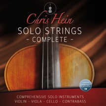 Chris Hein Chris Hein Solo Strings Complete