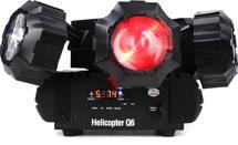 Chauvet DJ Helicopter Q6 RGBW Beam/Strobe/Laser Effect