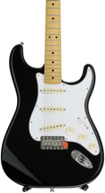 Fender Jimi Hendrix Stratocaster - Black with Maple Fingerboard