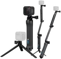 GoPro HERO5 Session and 3-Way Mount Bundle