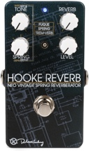 Keeley Hooke Spring Reverb Pedal