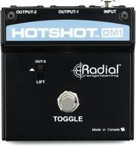 Radial HotShot DM-1 Stage Mic Toggle