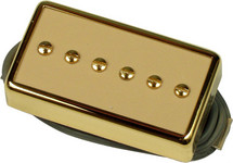 Gibson Accessories P-94R Humbucker-Sized P-90 - Creme w/Gold