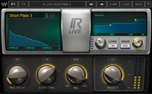 Waves IR-Live Convolution Reverb Plug-in