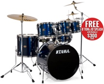 Tama Imperialstar 5 Pc - Midnight Blue, 22