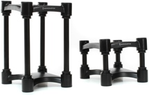 IsoAcoustics ISO-L8R155 Medium Acoustic Isolation Stands (pair)