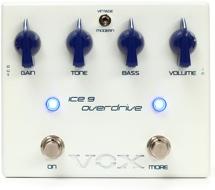 Vox Ice 9 Satriani Overdrive Pedal