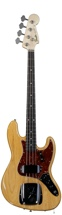 Fender Custom Shop '64 Jazz Bass Special NOS - Aged Natural