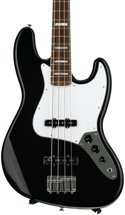 Fender '70s Jazz Bass - Black with Rosewood Fingerboard