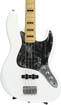 Squier Vintage Modified Jazz Bass '70s - Olympic White