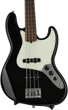 Fender American Professional Fretless Jazz Bass - Black with Rosewood Fingerboard