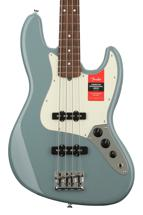 Fender American Professional Jazz Bass - Sonic Gray with Rosewood Fingerboard