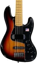 Fender Marcus Miller Jazz Bass V - 3-Color Sunburst