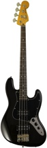 Fender Modern Player Jazz Bass - Transparent Black